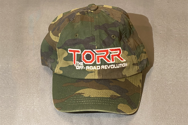 Torr Hat Camo