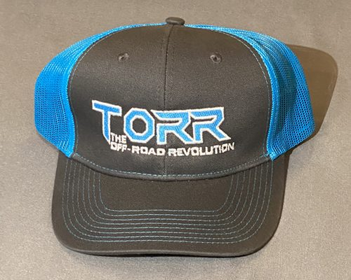 Torr Hat Neon Blue