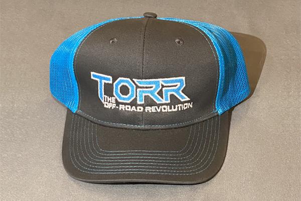 Torr Hat Neon Blue