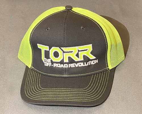 Torr Hat Neon Green