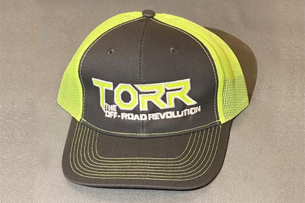 Torr Hat Neon Green