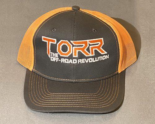 Torr Hat Neon Orange