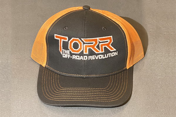 Torr Hat Neon Orange