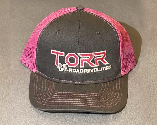 Torr Hat Neon Pink