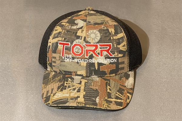 Torr Hat Real Tree Black