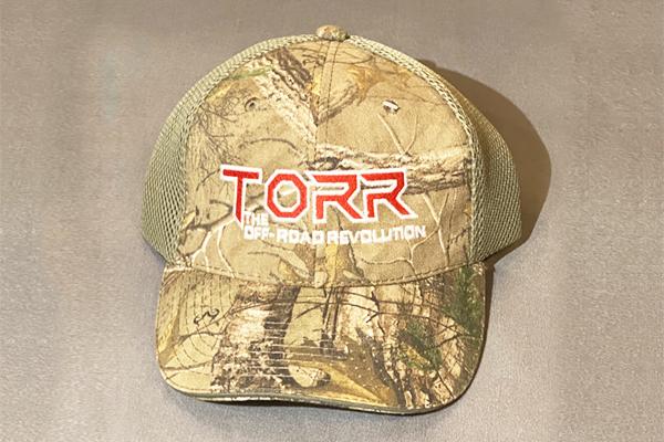Torr Hat Real Tree Tan