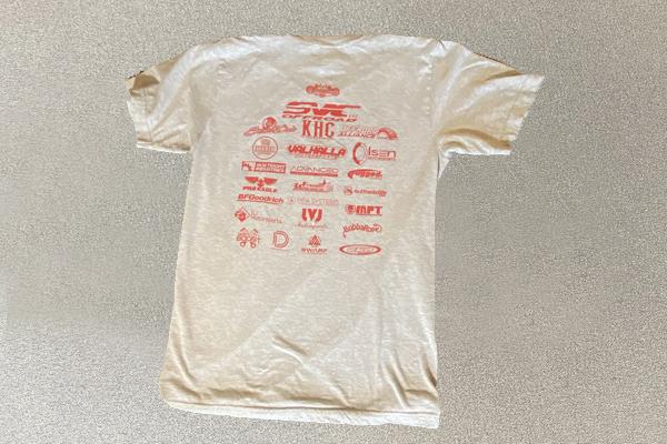 TORR SVC T-Shirt Back
