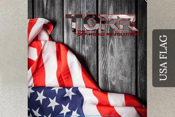 TORR USA Flag Gaiter