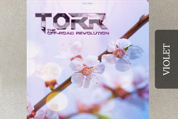 TORR Violet Gaiter