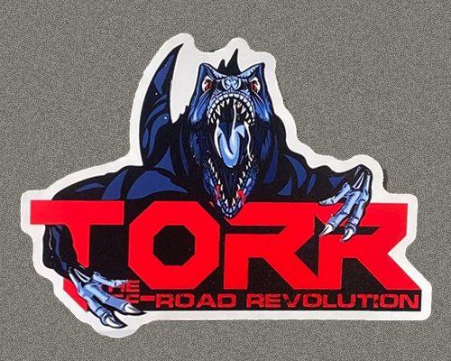 torr decal